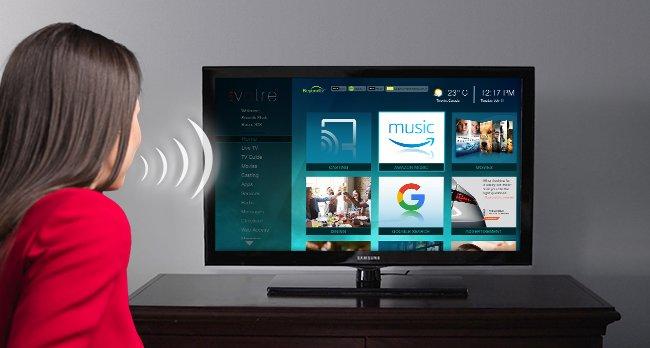 BeyondTV in hotel room
