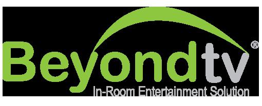 beyondtv inroom entertainment system logo