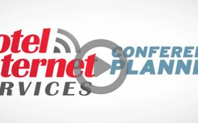 Hotel Internet Services' Conference Planner Video