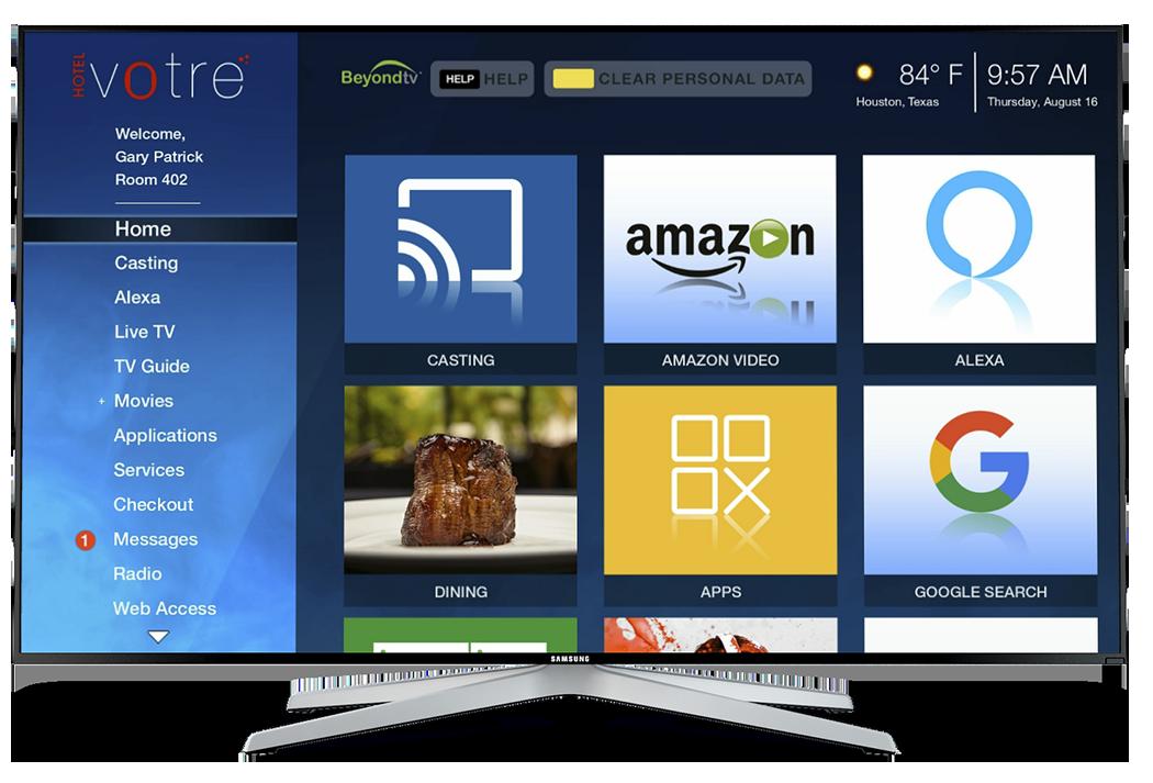 BTV-Home-screen