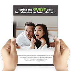 2018 Guestroom Entertainment Survey