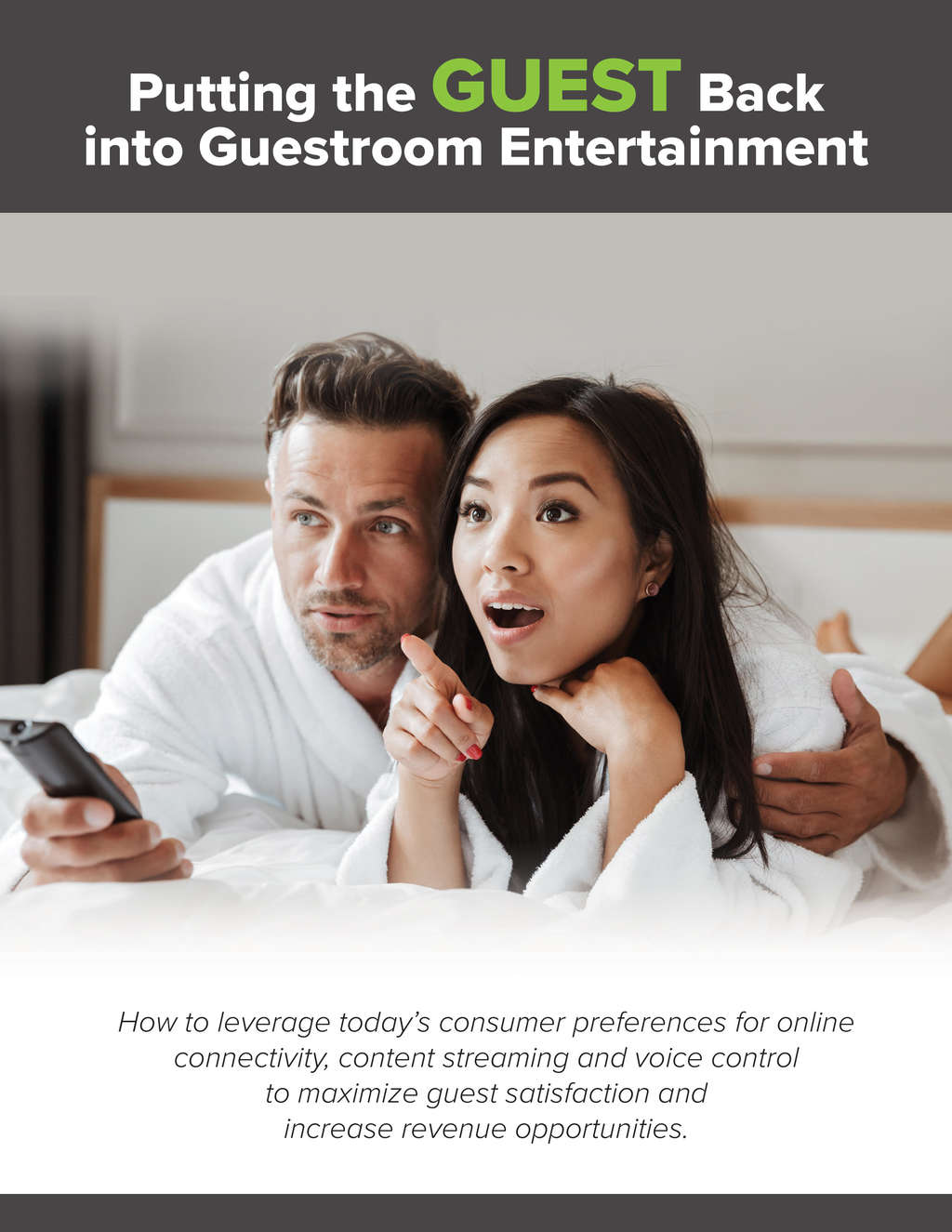 Hotel Internet Services Unveils New Research Report on