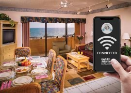 Resorts Trades – Timeshare Property, Lighthouse Cove Resort Adopts Latest in Guest Wi-Fi Connectivity