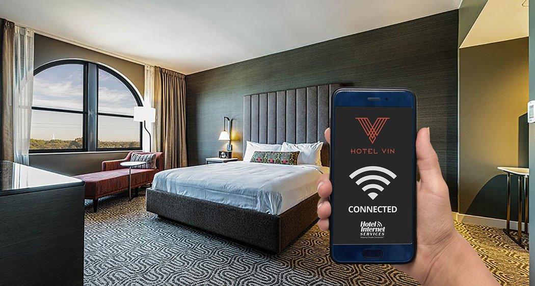 hotel wifi hotspot solutions