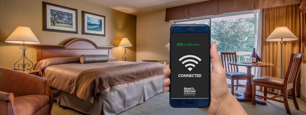 internet for hotels