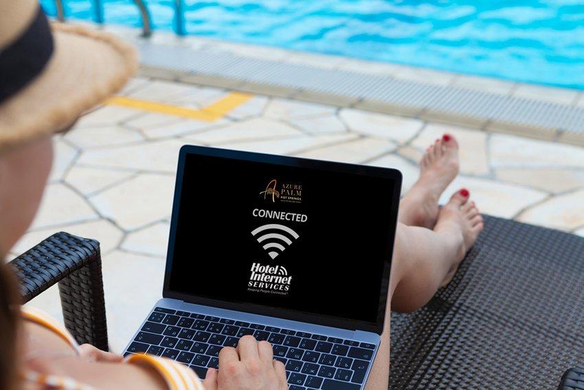 hotel wifi network